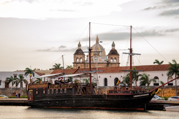 10 Reasons Why You Should Visit Cartagena Before Your Wedding By Leidis Leguia on Pagephilia