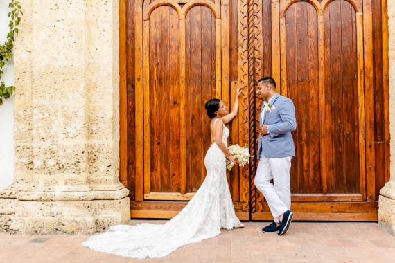Tendencias 2019: Looks de Novios para una Boda en Cartagena By Leidis Leguia on Pagephilia